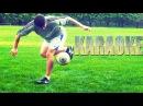 Обучение финту KARAOKE Learning to feint KARAOKE