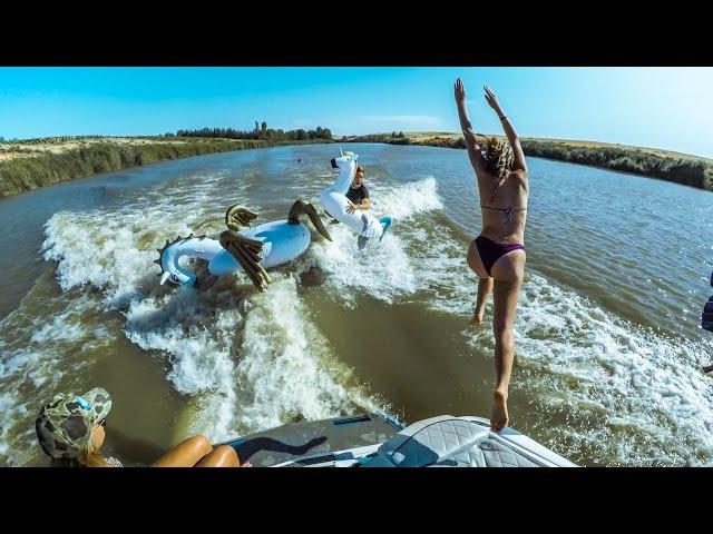 GoPro: Summer 2017 - Fun at the lake!