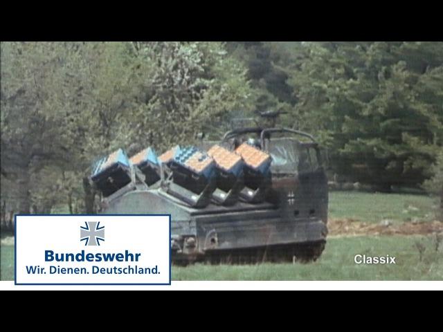 Classix Der neue Minenwerfer des Heeres 1988 Bundeswehr