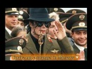 Michael Jackson in Moscow - 1996
