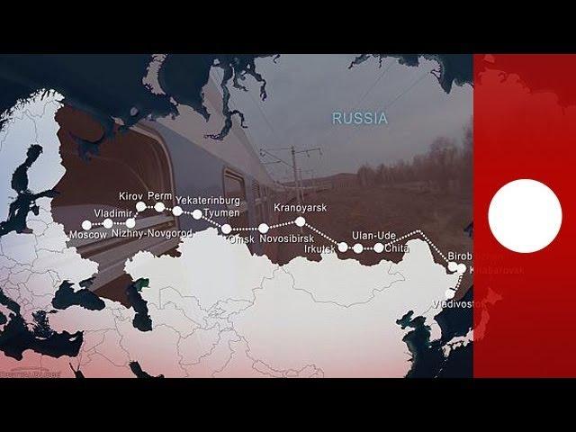 Descubra el Transiberiano, el trayecto en tren más largo del mundo - life