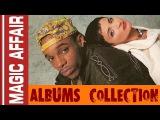 Magic Affair - Albums Collection (Omen Phenomenia)