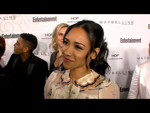 Candice Patton On How Iris Is Handling Future Reveal On 'The Flash'; Upcoming Musical Episode!