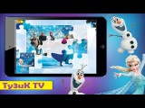 Disney Frozen Anna and Elsa princess for kids game Let It Go Sing-along Official Disney HD