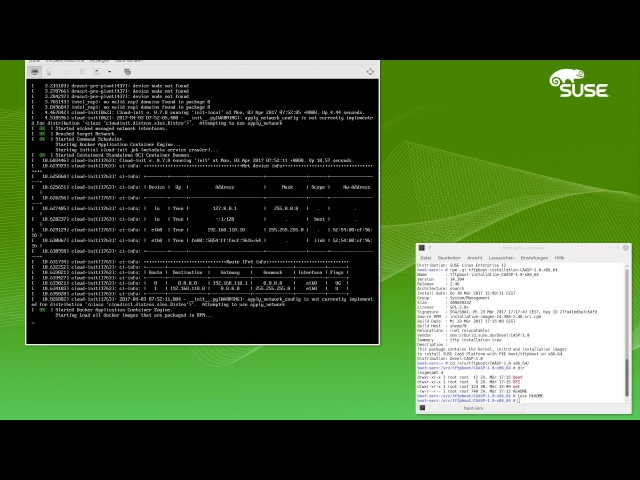 Installing a SUSE Container as a Service Platform 1.0 Beta 2 Cluster
