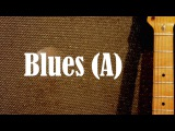 B.B. King Style Blues Backing Track (A)