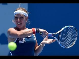 Dominika Cibulkova vs Denisa Allertova 2017 Aus Open Highlight HD