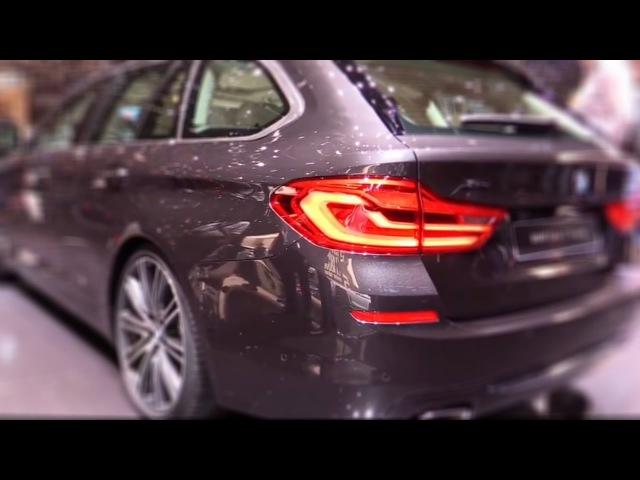 Универсал BMW 5 G31 2017
