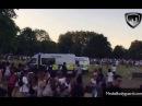Unruhen in London Polizei wird im Hyde Park attackiert verletzt und niedergestochen