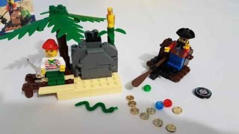 Пираты Сокровища Необитаемый остров Pirates Hidden treasures Desert Island