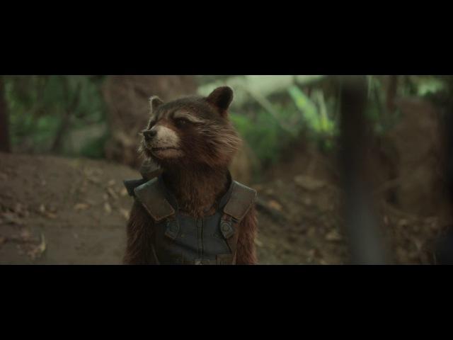«Стражи Галактики. Часть 2» - Помойная панда
