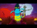 Волшебный фонарь - Героический Персей - Мифы древней Греции