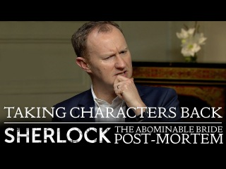 Back To 1895 - Post Mortem: The Abominable Bride - Sherlock
