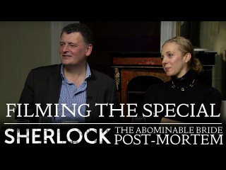 Producing The Abominable Bride - Post Mortem: The Abominable Bride - Sherlock