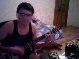 Макс Корж - небо поможет нам на гитаре
