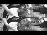 Metallica - Master of Puppets (guitar cover) Intro + Interlude + Solo