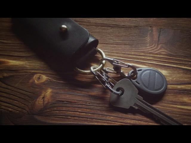 Ключница без особенной фурнитуры.