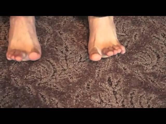 Ю Черняков Упражнения для пальцев ног Исправление осанки всего тела