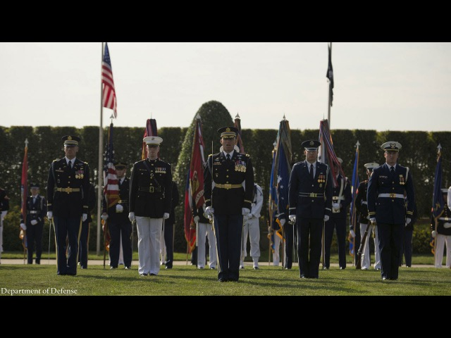 Robert B. McKeon Endowed Series on Military Strategy and Leadership with the U.S. Service Chiefs