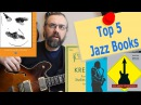 Top 5 Jazz Books That I learned a lot from! Maps for the Jazz guitar Journey