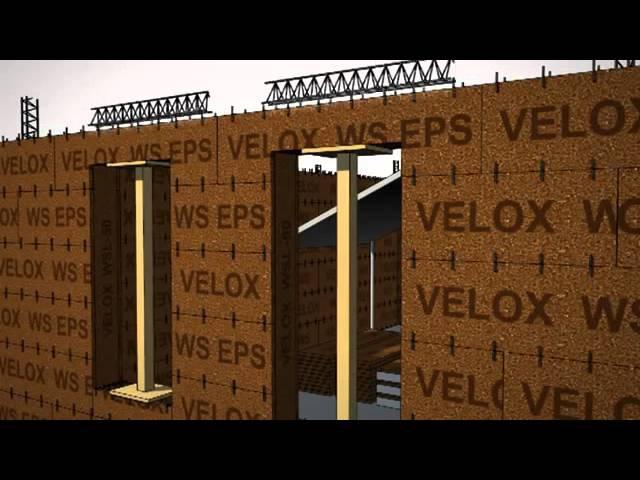 Строительство домов по австрийской технологии Velox