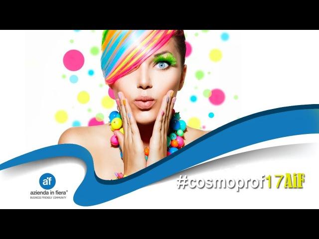 COSMOPROF 2017 - i 50 anni della fiera dedicata alla bellezza, ai cosmetici e al benessere