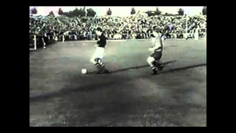1952 (22.07) Yugoslavia - USSR - 3:1 Re-match of 1/8 finals of the XV Olympiad