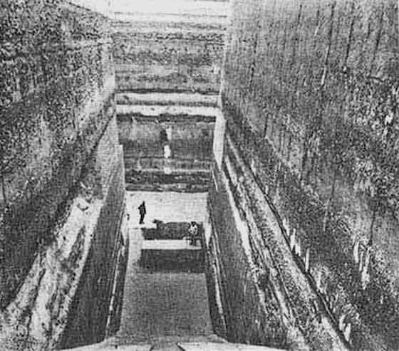египет закрытый город