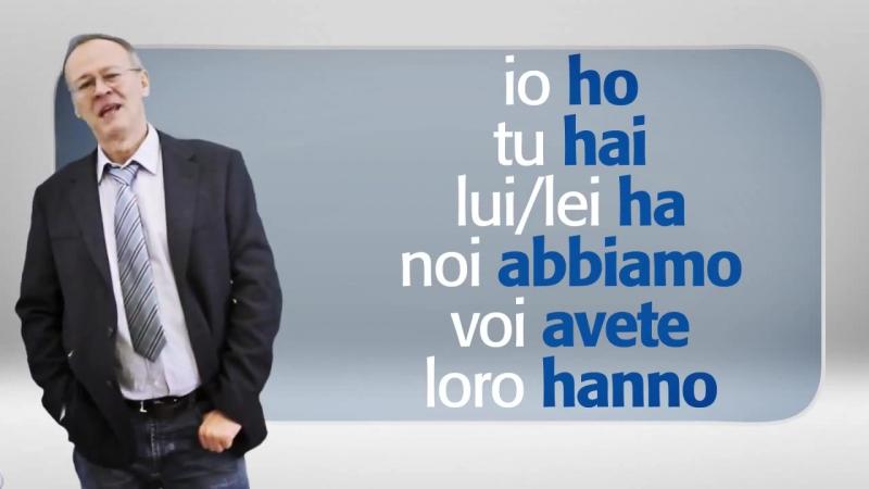 Pronomi italiani- ce lho. Tartaglione spiega luso del verbo AVERCI - ALMA Edizioni