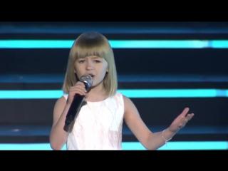 Финалистка «Голос.Дети-3» Ярослава Дегтярева на 16-ти летии NL International
