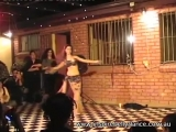 Belly Dancer Rachel in Sydney - shaabi choreography 4250