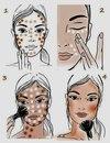 Похудеть с помощью макияжа