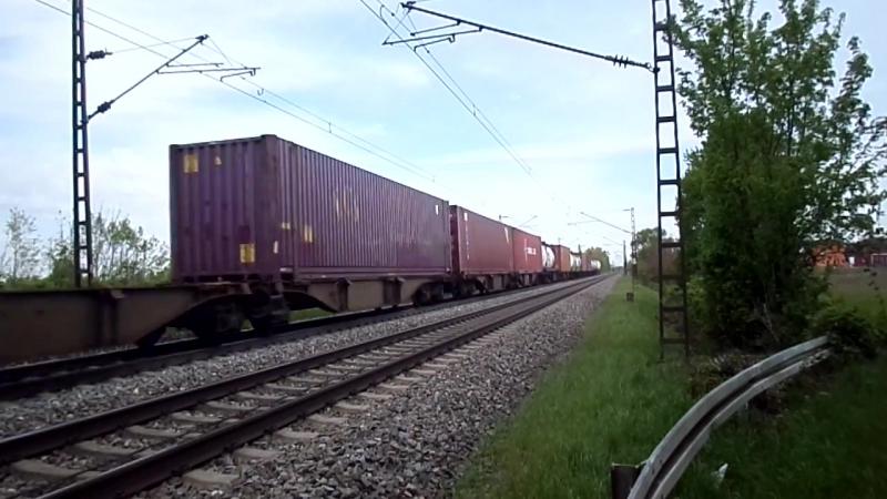 Bahnverkehr in Buggingen und Umgebung