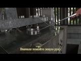 Японские синтоистские святилища - Тэмидзуя, место омовения рук