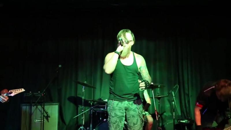 STURMMANN - Arbeiten (18.06.2016 R-Club Novosibirsk)