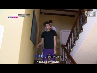 1 вырезка Korea's Next Top Model S5: Guys & Girls - Ep.6 (140920) [рус.саб]