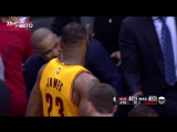 LeBron James INSANE Game-Tying 3-Pointer ¦ Cavaliers vs Wizards ¦ Feb 6, 2017 ¦ 2017 NBA Season