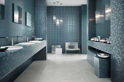 Дизайн ванной комнаты плиткой 2017 каталог  в Москве, Московской области