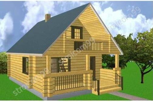 Строительство домов  в Питкяpанте