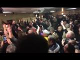 Болельщики «Саттона» вместе смотрели жеребьевку Кубка и обрадовались попаданию на «Арсенал»