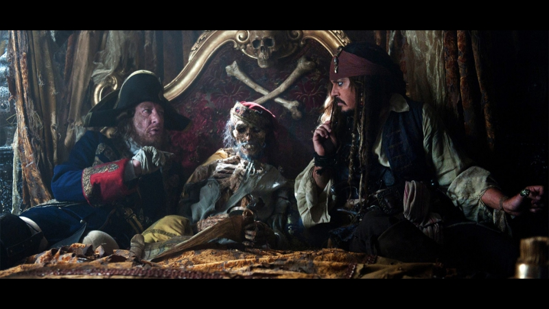 Pirates of the Caribbean 5_ Dead Men Tell No Tales _ official trailer 4 (2017) Johnny Depp