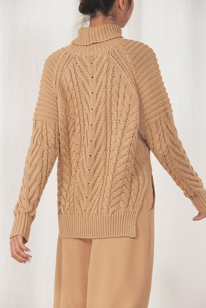 欣赏几件女式毛衣(无解) - maomao - 我随心动