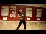 Swallow me down by Chris Brown  choreo V.Ponomarev