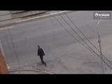Сбил пешехода в Бийске.