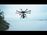 На кинофестивале в Нью-Йорке показали самые потрясающие кадры, снятые дронами