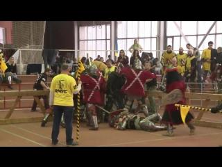 Новые Мстители(Россия) vs RAMSTäK-FRISIA(Германия,Нидерланды,Швейцария)танцуй европа