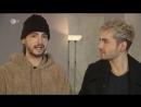 """02.03.2017 - Tokio Hotel im Interview bei """"Leute heute"""" (ZDF)"""