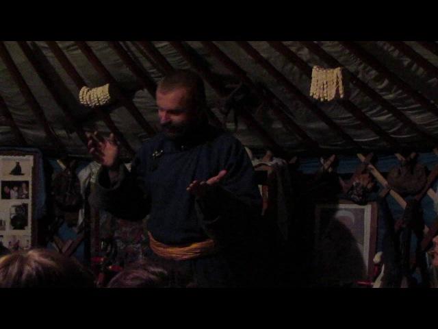 Монголов и русских роднит одна черта Куксин К