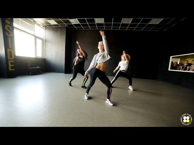 Iggy Azalea - Team | Jazz Funk by Marina Moiseeva | D.side dance studio
