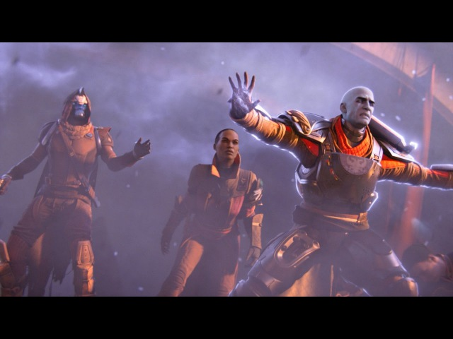 Destiny 2: трейлер эпизода «Возвращение домой»